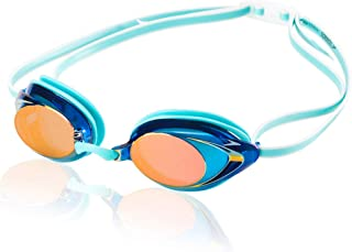 Speedo Women's Swim Goggles Mirrored Vanquisher 2.0