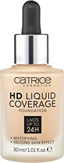 Catrice HD Liquid Coverage Foundation - 030 Sand Beige, 30 ml