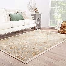 Jaipur Rugs Classic Blue 4X6 Feet Wool Oriental Rug and Carpet