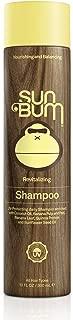 Sun Bum Revitalizing Shampoo - Hydrating, Smoothing and Shine Enhancing - Paraben Free - Gluten Free - Vegan - UV Protection - 10 oz Bottle - 1 Count