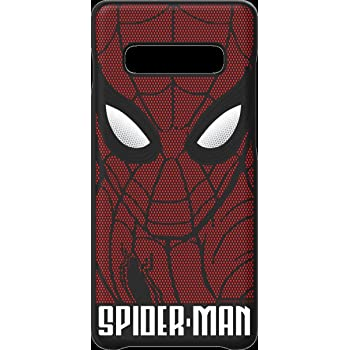 Amazon Com Haainc Samsung Galaxy Friends Spider Man Far From Home Smart Cover For Galaxy S10