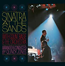 sinatra at the sands dvd audio