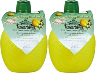 Dream Foods Volcano Lemon Burst - 200 ml - 2 Pack