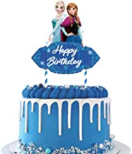 Amazon Com Elsa Birthday Cake