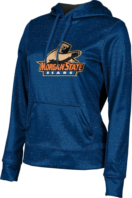 ProSphere Morgan State University Girls' Pullover Hoodie, School Spirit Sweatshirt (Heather)