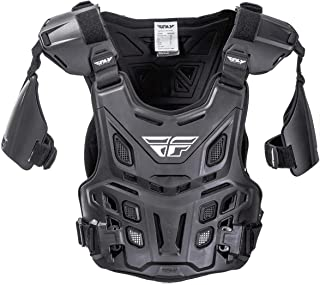 Large 360-9801L Fly Racing Barricade Body Armor Suit Long Sleeve