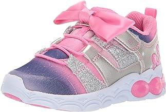 Stride Rite - Stride Rite Katie, zapatillas deportivas que se iluminan, para niñas, malla Unisex Niños , Rosado (Rosado), 16 EU Kleines Art