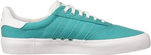 Hi-Res Aqua/Footwear White/Footwear White