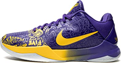Nike Mens Kobe 5 Protro 5 Rings Cd4991 400 Size