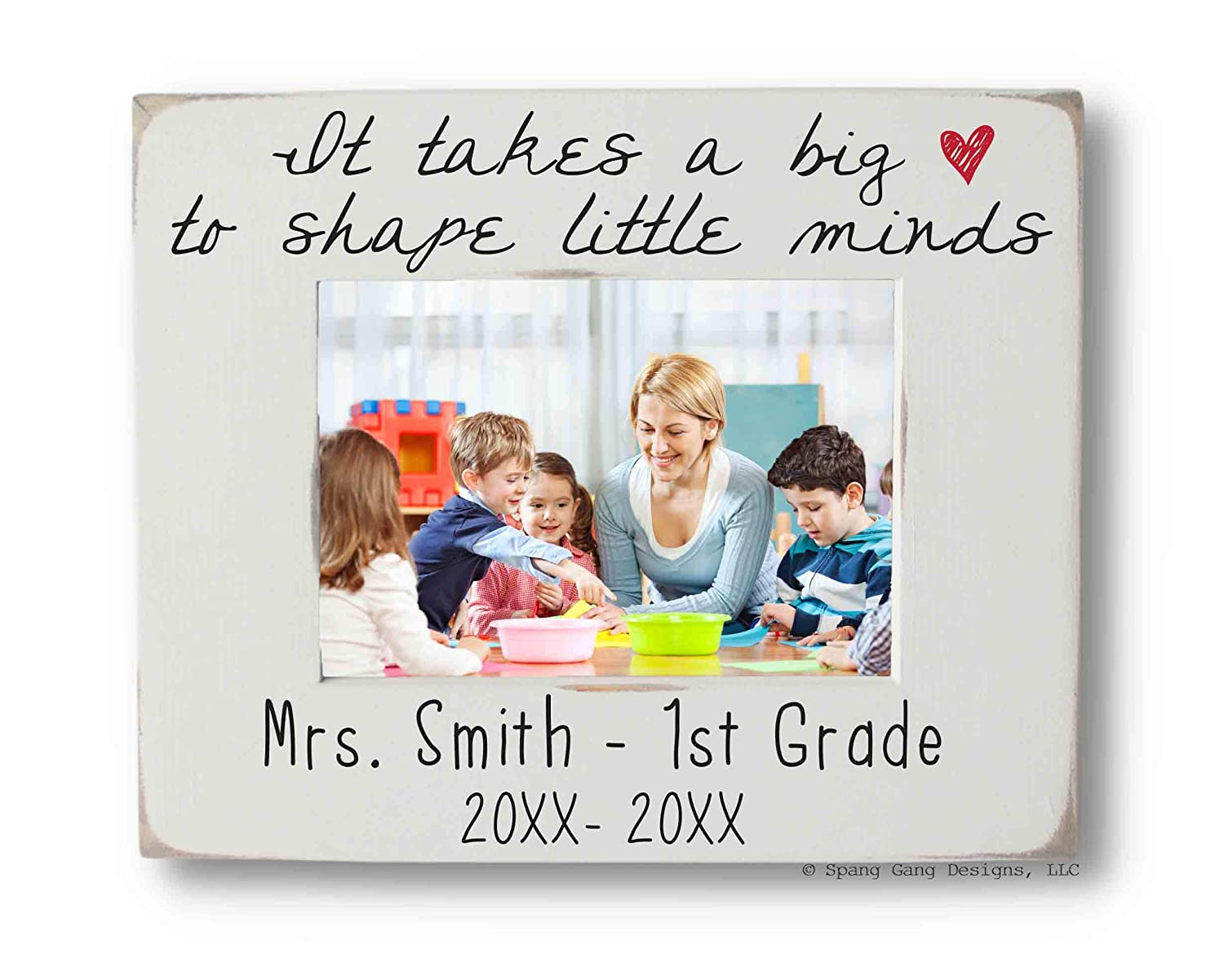 Picture 35% OFF Frame for Teacher fits Personalized 4x Dallas Mall