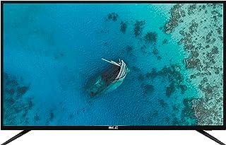 ATC 50 Inch TV 4K UHD, Smart LED Black - E-LD-50UHD