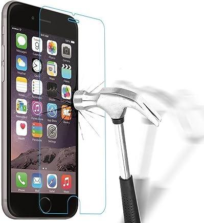 Vetro Temperato iPhone 6 / 6S, Pellicola Protettiva in Vetro Temperato Screen Protector Film Ultra Resistente (0,33mm HD Alta trasparente) per iphone 6S / 6