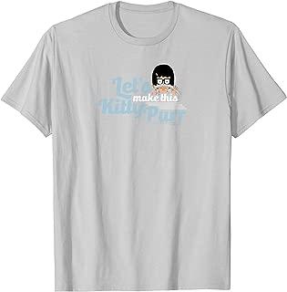 bob's burgers tina shirt