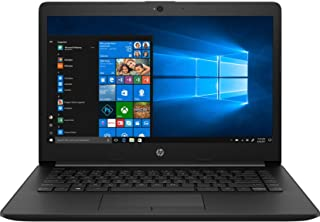 HP 14 Core i5 8th gen 14-inch FHD Laptop (8GB/256GB SSD/Windows 10/MS Office/Jet Black/2.04 kg), 14-cs1002TU