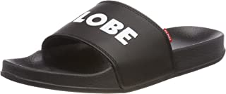 Globe Unfazed Slippers, Black/Black