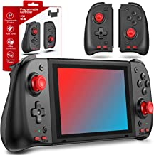 $35 » Kydlan Upgraded Replacement for Nintendo Switch Controllers Joy-con, Curved-designed for Nintendo Switch Joycon, Programma...