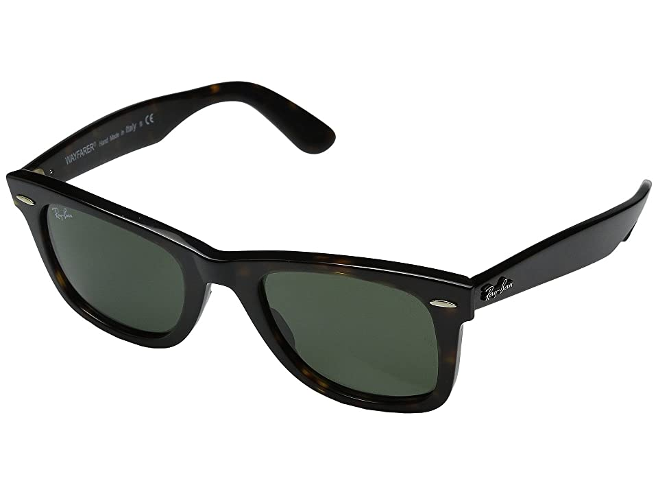 Ray-Ban RB2140 50mm (Tortoise/G-15xlt Lens) Fashion Sunglasses