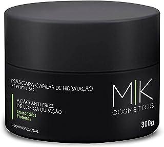 Máscara Efeito Liso, MK Cosmetics, Preto/Verde