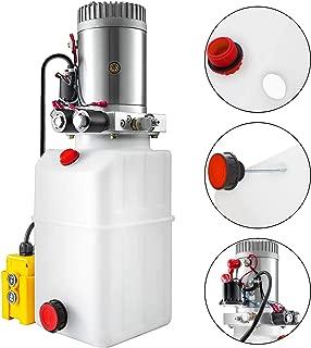 central hydraulic pump