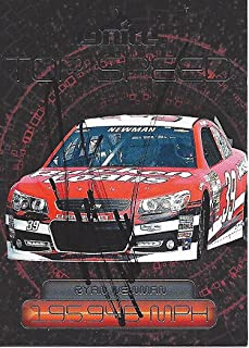 AUTOGRAPHED Ryan Newman 2013 Press Pass Racing Ignite TOP SPEED (#39 Quicken Loans Team) Stewart-Haas Signed Collectible NASCAR Trading Card with COA