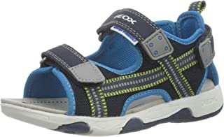 Geox B Sandal Multy Boy A, Chaussures Bébé marche Garçon