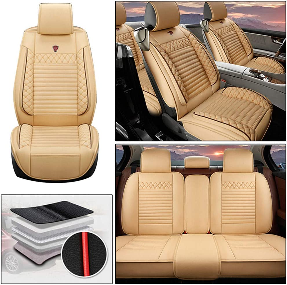 Handao-US Car Seat Covers for Jeep Set All Regular discount Liberty Full W 5-seat Sale Special Price