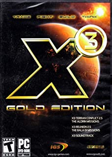 X3 Terran Conflict Gold - Windows