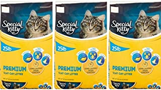 Best special kitty natural clay cat litter Reviews