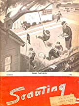 Scouting Magazine - March 1952 - Boy Scouts of America (Lex Lucas -Editor)