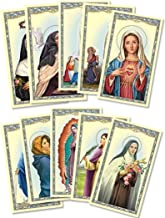 catholic funeral cards