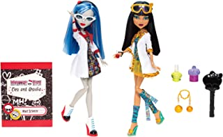 monster high mad science