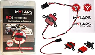 MyLaps RC4 (3-wire) Transponder for R/C Cars (AMBrc, AMB rc) - NEW