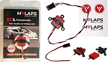 MyLaps RC4 Direct Powered Transponder for RC4 Decoder w/ 3 Wires #10R120