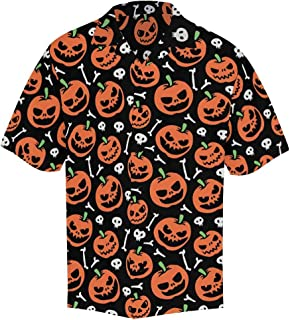 Men's Halloween Costumes Tees Tops T-Shirts