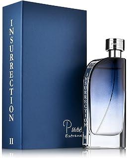 Parisis Perfumes Insurrection II Pure Extreme Eau De Toilette Spray for Men, 90 ml, 3 Fl Oz (Pack of 1)
