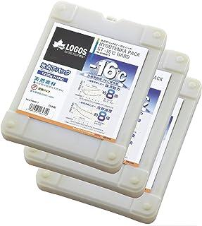 ロゴス(LOGOS) 氷点下パックGT-16℃・ハード1200g 《お買い得3個セット》 R16AF003