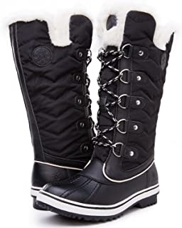 KINGSHOW Women's Globalwin 1711 Winter Snow Boots