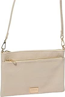 Ivory Demi Double Crossbody Bag