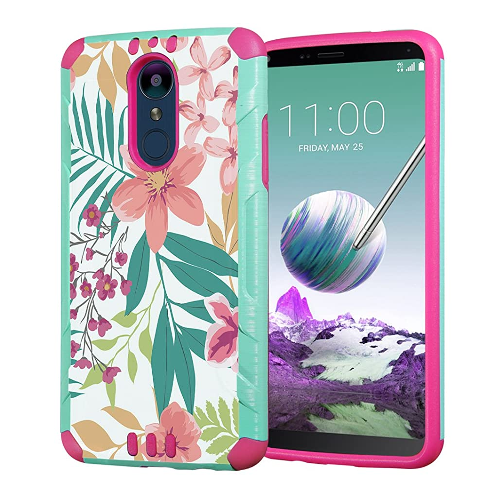 Moriko Case Compatible with LG Stylo 4 Plus, LG Stylo 4, LG