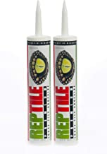 REPTILE Premium Loose Tile & Wood Floor Repair Adhesive 10.6 oz Tube Set of 2
