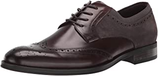 Kenneth Cole New York Men's Brock Wing Tip Lace Up Oxford