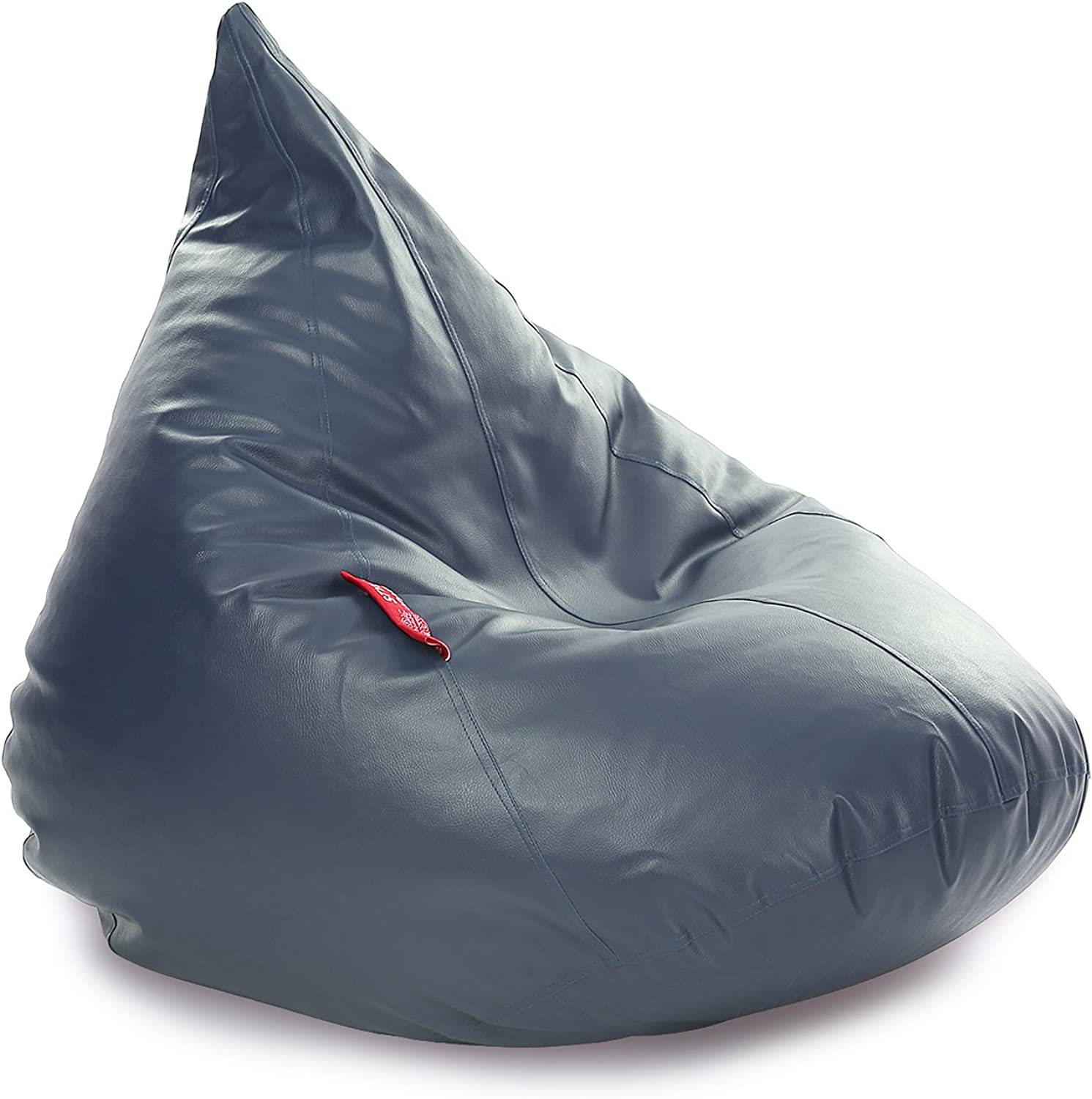 Style Homez HumBug Bean Bag XL Size Grey Cover Only