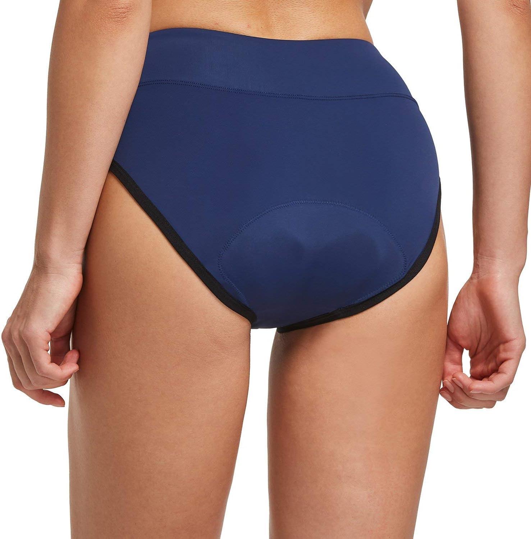 BALEAF Womens Cycling Underwear 3D Padded Bike Shorts Quick Dry Lightweight
