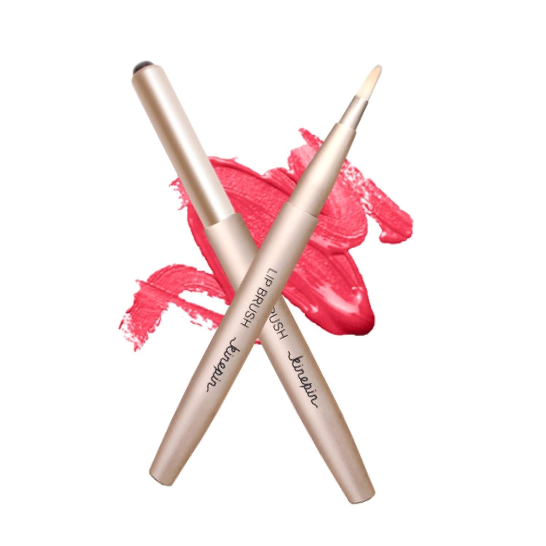 Dofash 1pcs Max 41% OFF Portable Lip Brush Surprise price Makeup Tool Applicators Fa