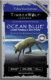 timberwolf pet food
