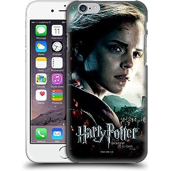 Officiel Harry Potter Ron Harry & Hermione Poster 3 Prisoner Of Azkaban IV Coque en Gel pour iPhone 7 Plus