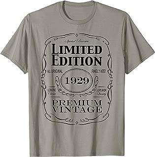 Best 90th birthday tshirt Reviews