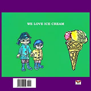 We Like Ice Cream (Beginning Readers Series) Level 1 (Persian/Farsi Edition) (Persian and Farsi Edition)