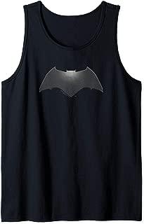 Batman v Superman Beveled Bat Logo Tank Top