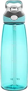 Contigo AUTOSPOUT Straw Addison Water Bottle, 32 oz, Ocean